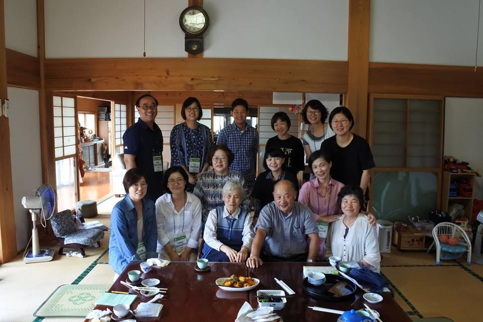 山形県新庄市,農業,無農薬,有機農業,韓国,生協